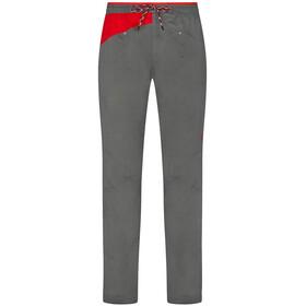 La Sportiva Bolt Bukser Herrer, grå/rød